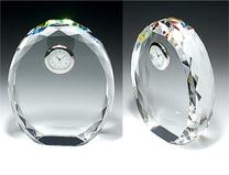 クリスタル時計(11)セイコー製