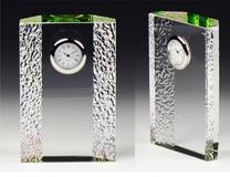 クリスタル時計(15)セイコー製