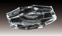 ガラス製灰皿(舟型)
