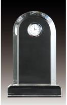 アーチ型時計(台付)